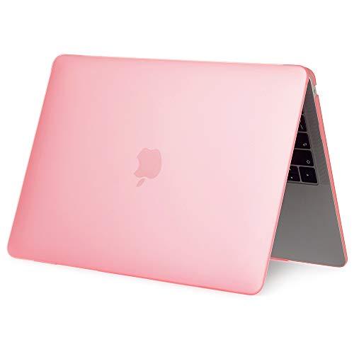 SDH Funda para MacBook Pro de 13 pulgadas (2020/2019/2018/2017/2016, Touch Bar e ID), carcasa rígida con patrón de plástico y funda para ordenador portátil y cubierta para Mac Pro 13 A2159/A1989/A1706/A1708, colores arcoíris 4