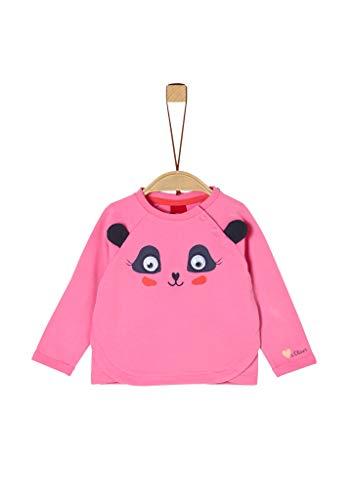 s.Oliver Junior 405.10.002.14.140.2019860 Sweatshirt, Baby - Mädchen, Rosa 92 EU