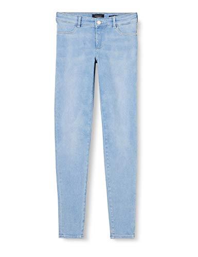 Scotch & Soda R´Belle Girls La Milou Jeans, Blue Reef 3659, 10