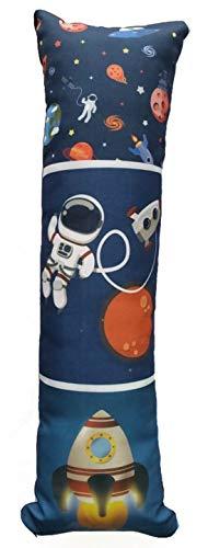 Almofada cinto de segurança protetor conforto para criança (Único, Estampa astronauta)
