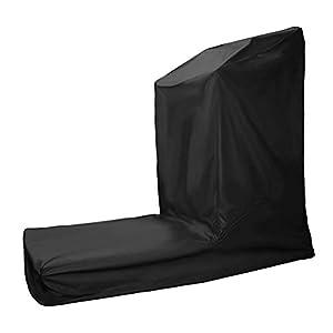 immagine di POMER, copertura per tapis roulant, 185,4 cm, in tessuto Oxford resistente alla polvere, resistente all'umidità, ideale per interni ed esterni