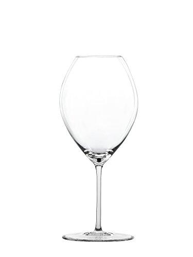 Spiegelau & Nachtmann, 2-teiliges Bordeauxglas-Set, Kristallglas, 800 ml, Novo, 1300165