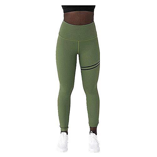 N\P Primavera Verano Otoño Cosecha Cintura Pantalones Deportivos Bottoming Yoga Pantalones de Elevación de la Cadera Pantalones de