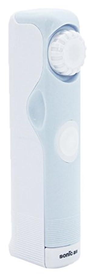 引数クック物足りない音波振動アシスト ソニックオール(sonic all) 市販の歯ブラシを音波振動化 SA-2