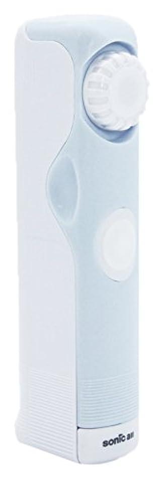 花婿意義シール音波振動アシスト ソニックオール(sonic all) 市販の歯ブラシを音波振動化 SA-2