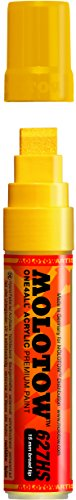 Molotow Marqueur ONE4ALL HS627 15 mm 15 mm Zinkgelb