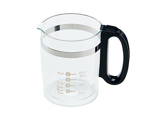 Panasonic コーヒーメーカー用ガラス容器 ACA10-136-KU
