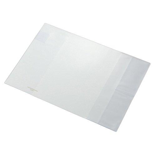 ラコニック 手帳カバー A5 ウィークリー用 ビニール クリア LDC05-45CL