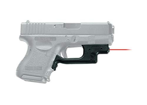 Crimson Trace LG-436 Laserguard Red Laser Sight for GLOCK Subcompact Pistols