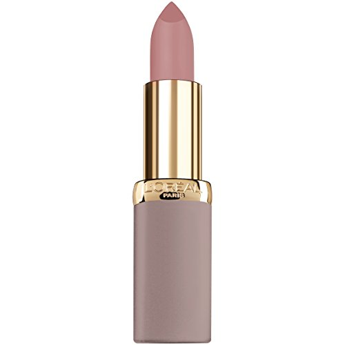 L'Oreal Paris Cosmetics Colour Riche Ultra Matte Highly Pigmented Nude Lipstick, Lilac Impulse, 0.13 Ounce