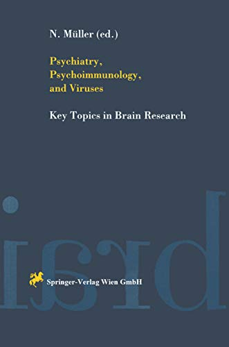 Psychiatry, Psychoimmunology, and Viruses (Key Topics in Brain Research) (English Edition)