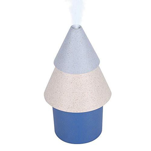 Mini vaporisateur à brume, petit vaporisateur à brume fraîche de 256 ml pour la chambre de bébé et le visage hydratant, avec 2 modes de brume et arrêt automatique, belle forme d'arbre