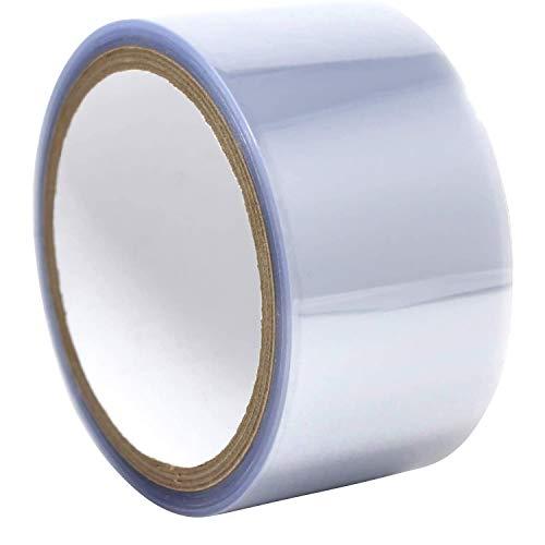 ハッピークロイツ テープ式 ボディ保護フィルム 5cm幅 × 6m クリア HZ2744