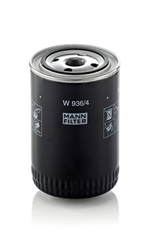 Original MANN-FILTER Ölfilter W 936/4 – Für Nutzfahrzeuge