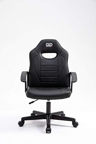 Good Game Gaming Computerstuhl schwarz Bürostuhl Drehstuhl Gamer Sessel