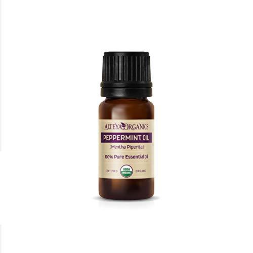Aceite de menta orgánica Alteya (Mentha Piperita) 10 ml -