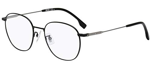 Hugo Boss BOSS-1220-F TI7 - Gafas de sol (metal), color gris