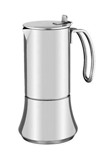 BRA - Cafetera italiana, capacidad 10 tazas