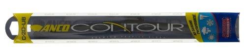 ANCO C-20-UB Contour Wiper Blade - 20', (Pack of 1)