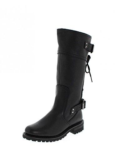 HARLEY-DAVIDSON Women - Siefel Alexa D85167 - Black - Noir - Noir, 36 EU