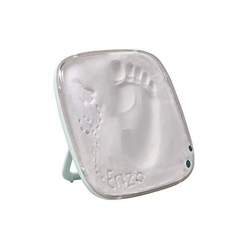 Baby Art One Step geschenkdoos voor geboorte of doop Afgeronde doos transparant