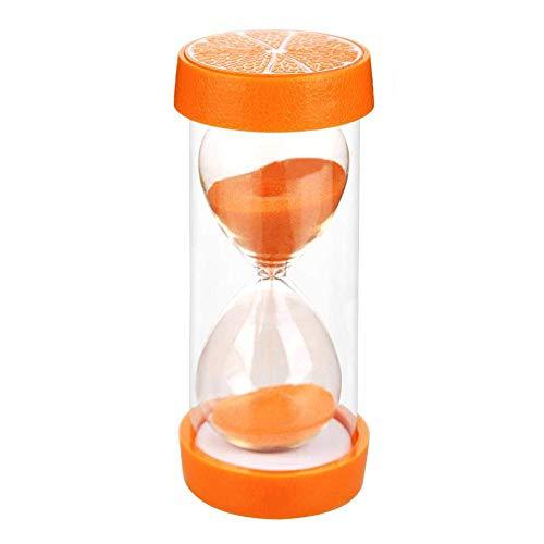gotyou Temporizador de Reloj de Arena,Decoración de Reloj de Arena de Frutas,Temporizador de Cocina/Reloj de Arena Anti-caída/Reloj de Arena Infantil,30 Minutes