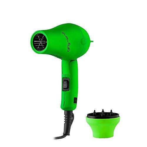 Mini Phon da Viaggio con Diffusore - Gettin Fluo Verde - Labor