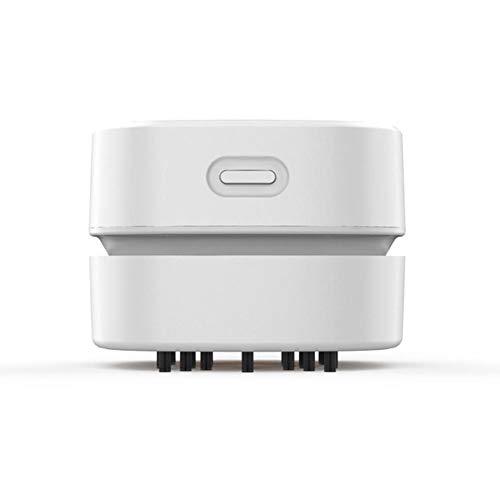 Eternitry Neue Kreative Desktop-Roboter-Staubsauger, Mini-Desktop-Staubsauger