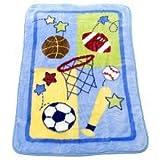 Little Rookie Hi Pile Blanket