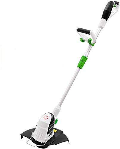 Great Price! JXH 550W 8000RPM Retractable Grass Trimmer, Adjustable Height and Angle Garden Electric...