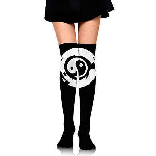 iuitt7rtree Women's Knee High Sport Long Sock Bonsai Tree In