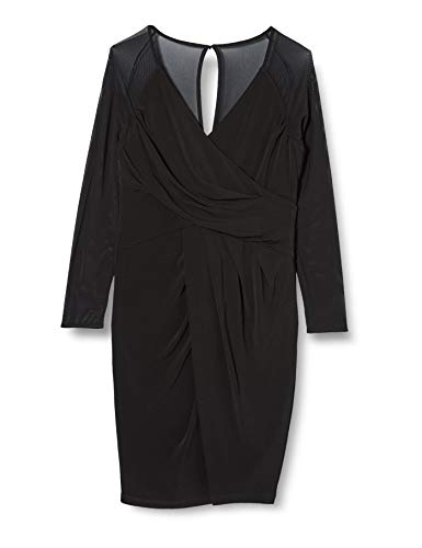 Coast Women's Jenn Dress, Black, 12