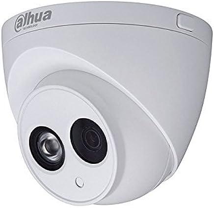 Dahua–Fotocamera Domo professionale da 4megapixel, IP POE, ottica fissa da 2,8mm, illuminazione ad infrarossi e microfono - Confronta prezzi
