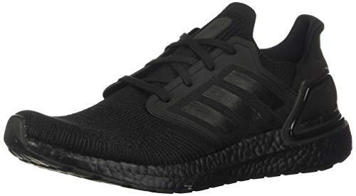 adidas ULTRABOOST 20, Men's Running shoe., Noir Noir, 7.5 UK (41 1/3 EU)