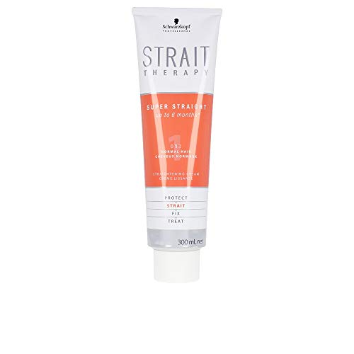 Schwarzkopf Strait Styling Therapy Straightening Cream 1 300 Ml 300 ml