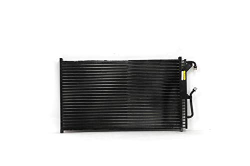 A/C Condenser - Cooling Direct Fit/For 4292 90-93 Chevrolet Lumina APV Oldsmobile Silhoutte Pontiac Trans Sport