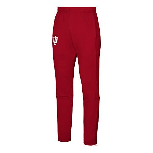 adidas Pantalón para Hombre con Acabado en habitación de la NCAA para Hombre, Hombre, 12G8A701AIND8S, Rojo, XL