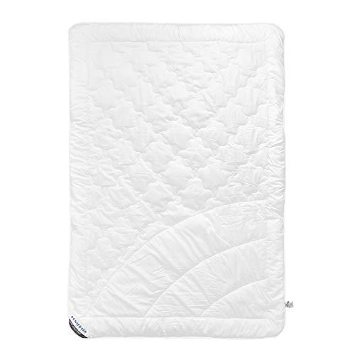 Schiesser 4-Jahreszeitendecke / 2-teilige Bettdecke / 155 cm x 220 cm / Allergiker geeignet / verschiedene Größen erhältlich