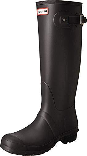 Hunter Original Tall (W23499) - Botas para mujer, Black, 42