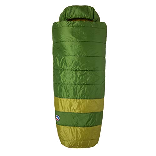 Big Agnes Echo Park -20 (FireLine Max) Backpacking and Camping Sleeping Bag, -20 Degree