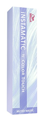 Wella Color Touch Instamatic, muted mauve, 1er Pack, (1x 60 ml)