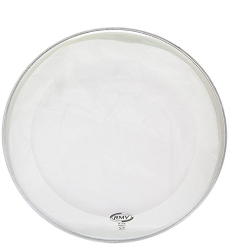 RMV Bassdrum Head - Fell - FX Double Clear 22
