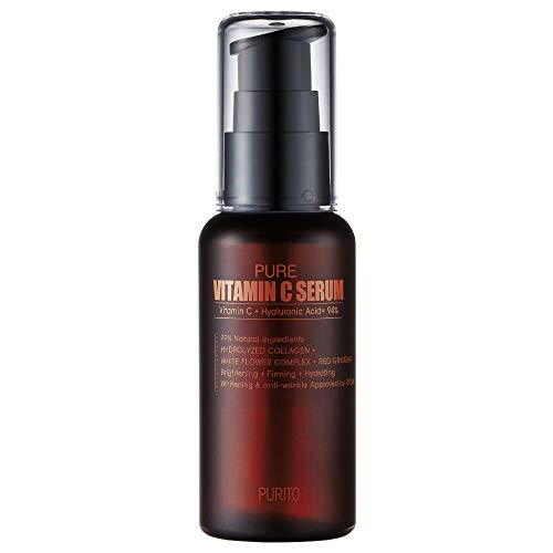 PURITO Pure Vitamin C Serum 60ml Renewal, K-Beauty
