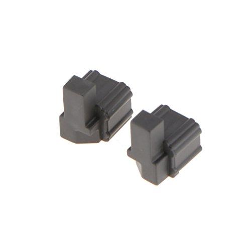 Sharplace Réparation Boucles de Verrouillage 2 Pack pour Nintendo Switch NS Console Joy-Con, Facile à Installer