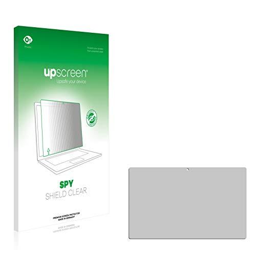 upscreen Anti-Spy Blickschutzfolie kompatibel mit Alcatel Plus 12 Privacy Screen Sichtschutz Bildschirmschutz-Folie