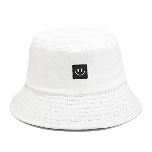 Sombreros de Cubo de Verano, Sombrero de Mujer y Hombre, Sombrero de Pesca de Doble Cara, Gorro de Pescador para nios ynias, Gorro-a19