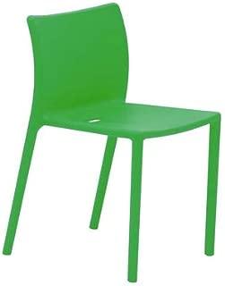 Set 4 Magis Air-Chair Light Green