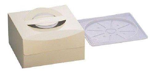 サンクラフト ケーキ 箱 ギフト ボックス 日本製 紙 デコレーションBOX 24cm 製菓 パティシエール PP-671