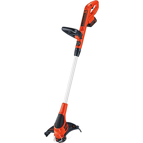 Best Price BLACK+DECKER LST220 20V Lithium Ion Cordless GrassHog Trimmer/Edger, 12