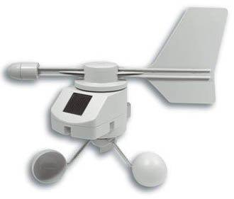 Ersatzwindmesser TFA 30.3172 für Wetterstation Primus Solar Ersatzteil